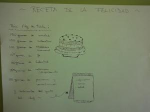 Esta es la receta que hizo un grupo de alumnos de 4º ESO